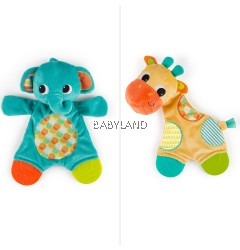 Bright Starts Snuggle & Teether 0m+