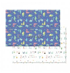 Baby Care Play Mat (Good Dinasours)