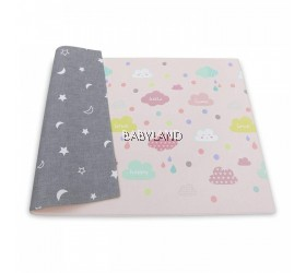 Baby Care Play Mat (Happy Cloud)