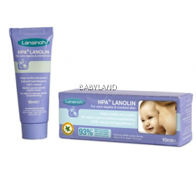Lansinoh HPA Lanolin Nipple Cream (10ml)