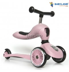 Scoot and Ride Highwaykick1 (Rose) 1-5Y