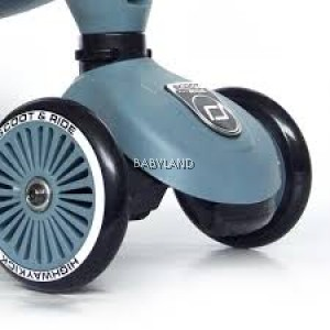 Scoot and Ride Highwaykick 1 (STEEL) 1-5Y