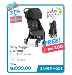 Baby Jogger City Tour 2 (Jet Black)