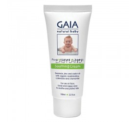 Gaia Natural Baby Soothing Cream (100ml)