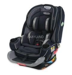 Graco 4Ever Extend2Fit Platinum All-in-One Convertible Car Seat (Ottlie)