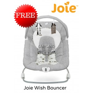 Joie Meet Stages (Coal) *FREE JOIE WISH BOUNCER*