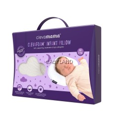 Clevamama Clevafoam Infant Pillow