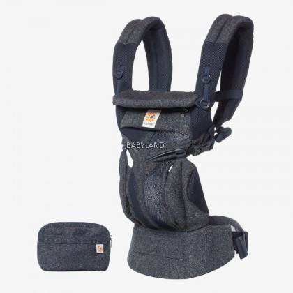 Ergobaby Omni 360 Baby Carrier All-In-One Cool Air Mesh 3.2-20kg