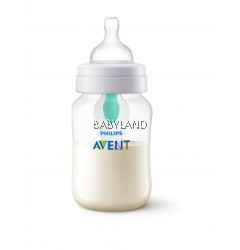 Philips Avent Anti-colic Bottle with 1 AirFree Vent ( 2 x 260ml )