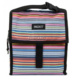 PackIt Freezable Lunch Bag - Blanket Stripe