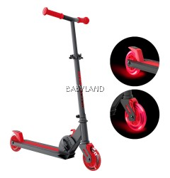 Yvolution Neon Vector Scooter (Red)