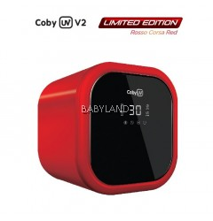 Coby UV Waterless Sterilizer V2 - RED *Limited Edition*