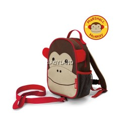 Skip Hop Zoo-Let Mini Backpack with Rein (1-4 years)