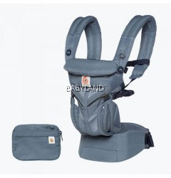Ergobaby Omni 360 Baby Carrier All-In-One (Oxford Blue)