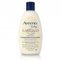 Aveeno Baby Soothing Relief Creamy Wash 8oz