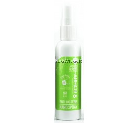 Armor 8 Anti-Bacterial Nano Spray Travel Edition 60ml