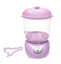 Autumnz 2 in 1 Electric Steriliser & Dryer (Lilac)