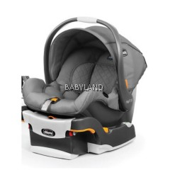 Chicco Keyfit 30 Infant Carrier with Base (Grey)