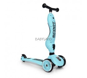 Scoot N Ride Highwaykick1 (Blueberry) 1-5Y