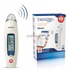 Pic Solution ThermoDiary Ear Infrared Ear Thermometer