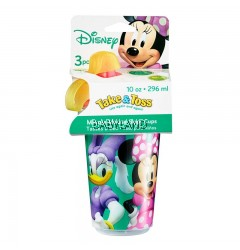 Disney Minnie Mouse Take & Toss Sippy Cups 296ml - 3pcs