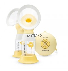 Medela Swing Maxi Flex *FREE 1 x Lansinoh Breastmilk Storage Bags (25pcs) & 1 x NUK Nipple Wipes (30pcs)*