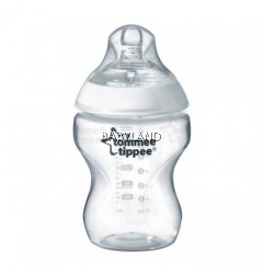 Tommee Tippee Closer To Nature 9oz 260ml PP & BPA Free (Single)
