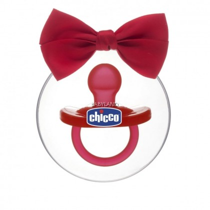 Chicco Physio Soft Silicone Soother 0-6m