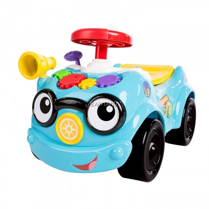 Baby Einstein Roadtripper Ride-On Car (12m+)