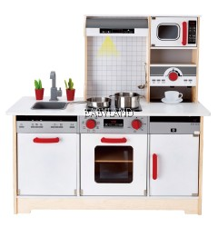Hape All In 1 Kitchen 3Y+ (15Pcs)