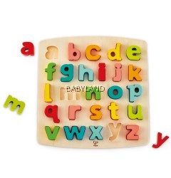 Hape Chunky Lowercase Puzzle 3Y+