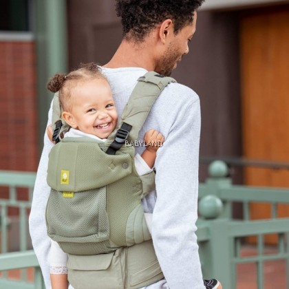LILLEbaby Serenity Airflow Baby Carrier