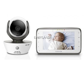 Motorola Digital Video Baby Monitor With Wi-Fi - Mbp854
