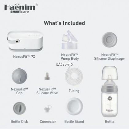 Haenim NexusFit 7X Handy Hospital Grade Breast Pump