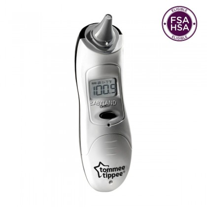 Tommee Tippee Digital Ear Thermometer Hygiene Cover (40pcs)
