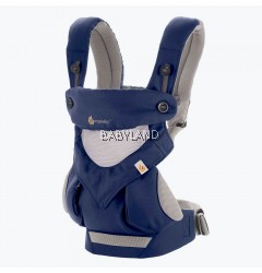 Ergobaby 360 Cool Air (French Blue)
