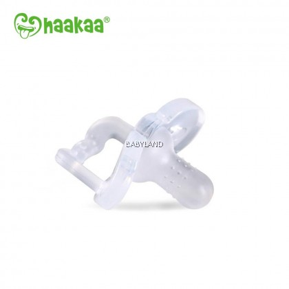 Haakaa Silicone Dummy Pacifier 1pc 0m+