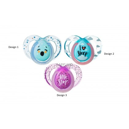 Tommee Tippee CTN Night Time Soother 6-18m