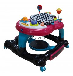 Bubbles 3In1 Baby Walker (Galaxy)
