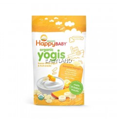 Happy Baby Yogis Melts Banana Mango (28g)