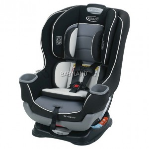 Graco Extend 2 Fit Convertible Carseat (Gotham)