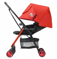 Graco Citilite R Plus Stroller (Red Poppy)