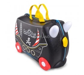 Trunki Luggage Pedro The Pirate Ship