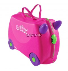 Trunki Luggage 3In1 Trixie (Pink)