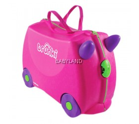 Trunki Luggage 3 In 1 Trixie (Pink)