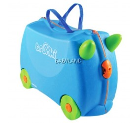 Trunki Luggage 3 In 1 Trixie (Blue)