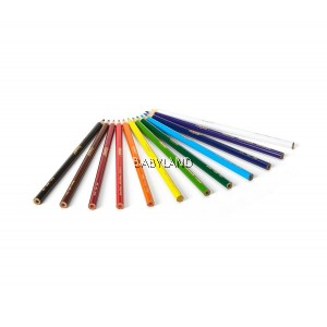 Crayola Coloured Pencils (12Pcs)