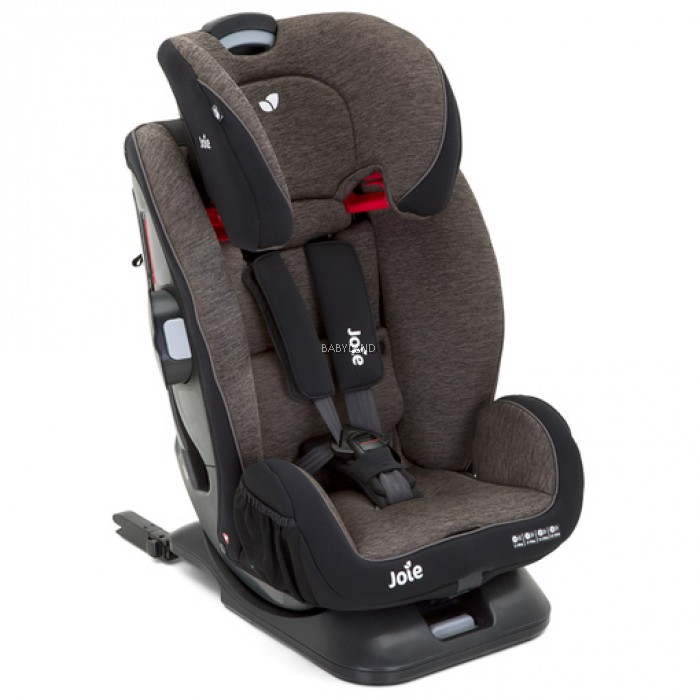 Joie Every Stage Isofix Car Seat Dark Pewter Free
