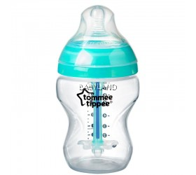 Tommee Tippee Advanced Anti-Colic Vented Bottle Slow Flow 0M+ (260ml/9oz)