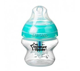 Tommee Tippee Advanced Anti-Colic Vented Bottle Slow Flow 0M+ (150ml/5oz)